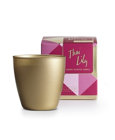 Thai Lily Demi Boxed Glass