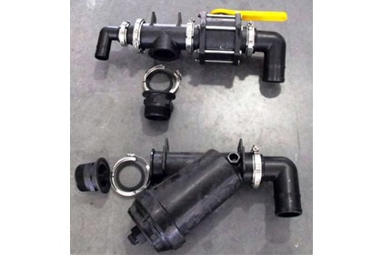 Pump Fitting Kits | Suction, Discharge Manifold Fittings, & Valve Assemblies