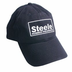 Steele Logo Hat - BLACK