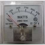 6250 EGS WATT METER