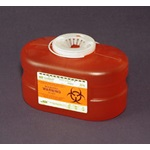 Less than 1 Gallon Multi-purpose Sharps Containers