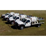 Vegetation Maintenance Spray Trucks