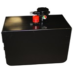 Pipe Mount 50 Gallon Hydraulic Oil Resevoir