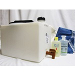 Chemical Containers Decontamination Kit