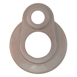 Brown steering column grommet
