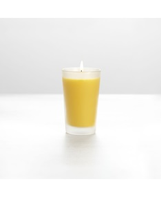 Amber Dunes Frosted Mini Candle