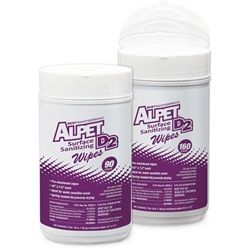 Alpet D2 Heavy Duty Surface Sanitizing Wipes (Best Sanitizers)