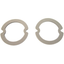 Parking signal lens gasket