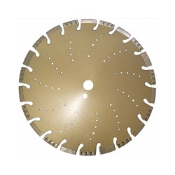 Multi-Gold Diamond Blade