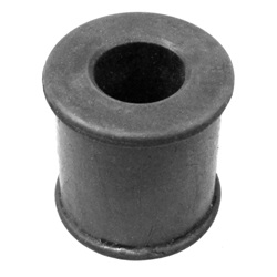 Shock absorber arm bushing