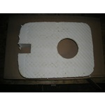 Burner Door Insulation CC-03 though 06 (Beckett Burner)