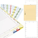 Index Tabs and Dividers