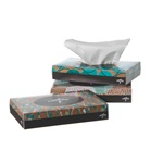 "Facial Tissue, Medline - 5.7"" X 7"", 40 Per Box"