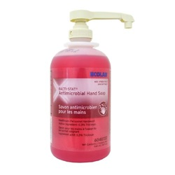 18.25 oz. Antimicrobial Bacti-Stat Soap - Liquid Pump Bottle