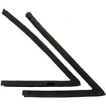 Rear Door Vent Window Weatherstrips