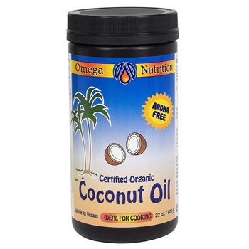 Coconut Oil 32 Oz. Organic