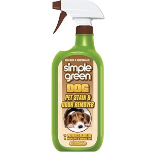 Simple Green® DOG Pet Stain & Odor Remover