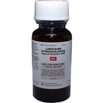 Topical Lidocaine 4%, 50mL