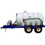 1625 Gallon Tandem Axle Nurse Trailer