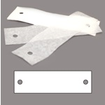 "Chin Rest Papers - 4.72"" x 1.38"" Universal"