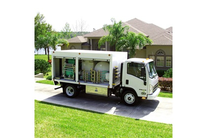 Commercial Sprayer Trucks for Lawn, Tree & Landscape Care