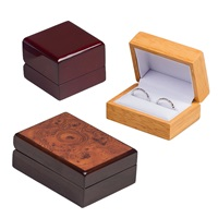 rocket jewelry packaging and displays wood boxes
