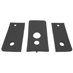 Black manual floorplate kit