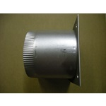 "6"" Flue Collar Adapter, Steam"