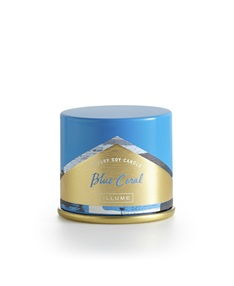Blue Coral Demi Vanity Tin