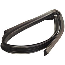 Front bow weatherstrip