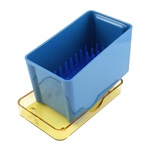 "Sterilization and Disinfection Lens Case 2.65"" x 1.54"" x 1.75"""
