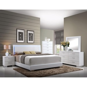 22637EK LORIMAR EASTERN KING BED