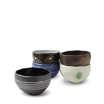 Hinata Teacup/Bowl Set Of 5