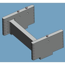 Arc Chamber Support Plate
