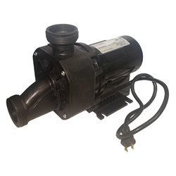 PUMP: GEMINI PLUS II 120V WITH NEMA PLUG AND AIR SWITCH
