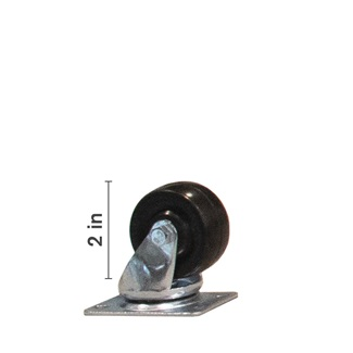 2 inch Swivel Wheel