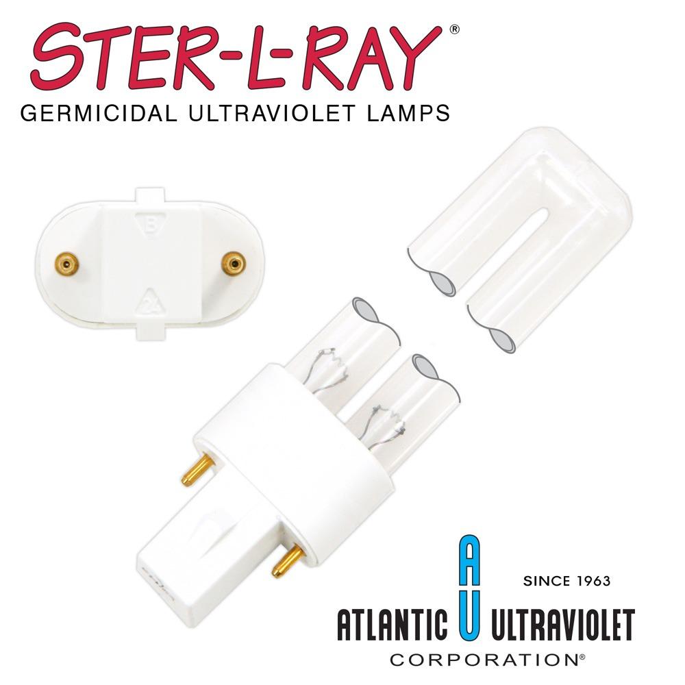 EV9LBL UV Germicial Bulb EV9102CA EV9102PL EV9102 9 Watt Germ Guardian 6815A