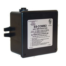 CONTROL: ES-COMBO 120/240V 20A WITHOUT BUTTON