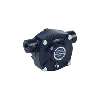 Cast Iron Solid Shaft CW Reverse Rotation Pump