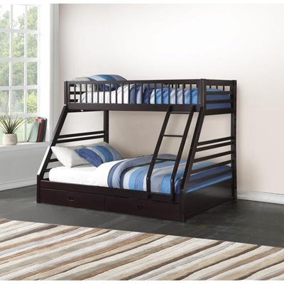 37425 JASON TWIN/QUEEN BUNK BED