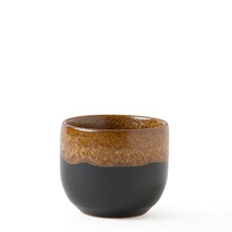 Golden Tenmoku 1.2 Oz. Sake Cup