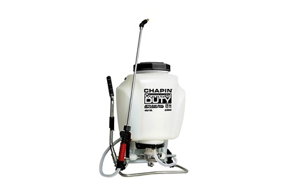 Chapin 4 Gallon Backpack Sprayer | Self-Cleaning | 3-Stage Filter