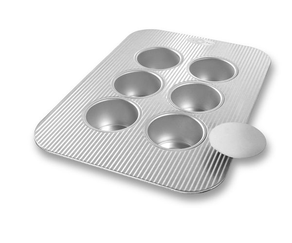 Mini Cheesecake Pan - 6 Well