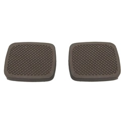 Brown brake and clutch pad