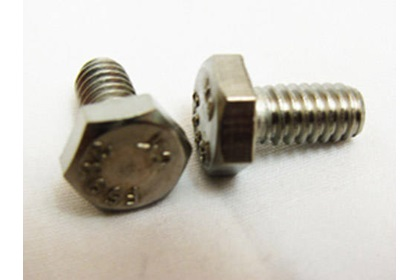"1/4"" - 20 Stainless Steel Nut"