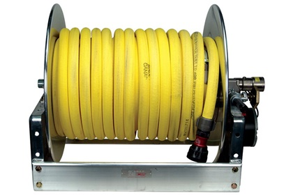 "3/4"" x 100' Lightweight Booster Hose with Couplings"