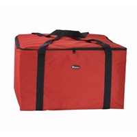 "Winco BGDV-22 Pizza Delivery Bag 22"" X 22"" X 13"""