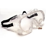 Flex™ Safety Goggles w/ Indirect Vent, Clear (Qvis)