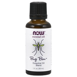 Bug Ban Essential Oil Blend - 1 FL OZ