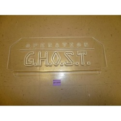 BILLBD PLATE OPER GHOST 42""